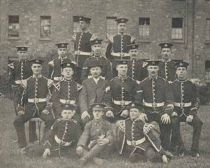 Tattenhall Boys WWI