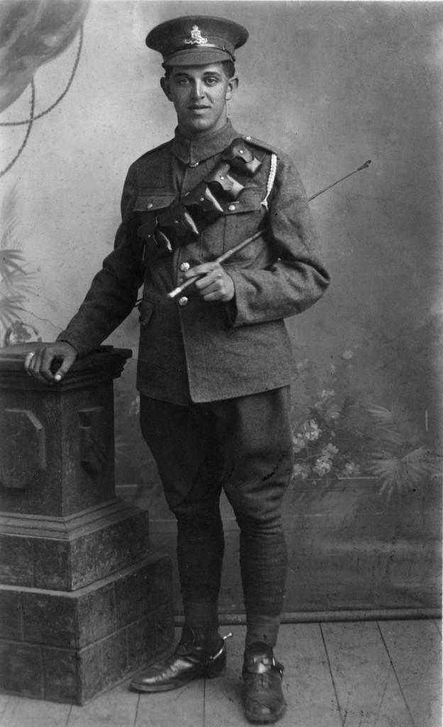 Gunner Thomas Dawson