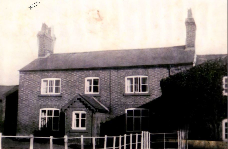 Newton Farm before the bombing of 1940